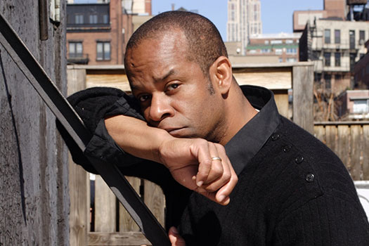 """8 Afro-Latino Gay Role Models:  Herman """"H.G."""" Carrillo is an Afro-Cuban American writer."""