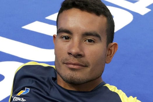 8 Afro-Latino Gay Role Models: Ian Matos is a top Brazilian diver.