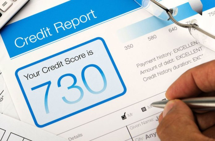 how to repair your credit report