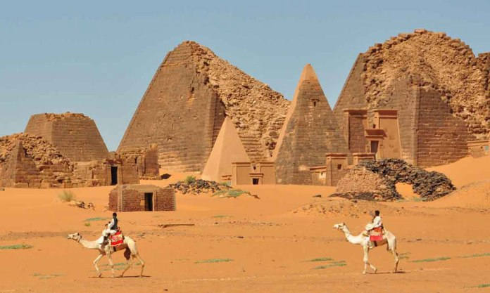 Diversifying gay travel: Sudan
