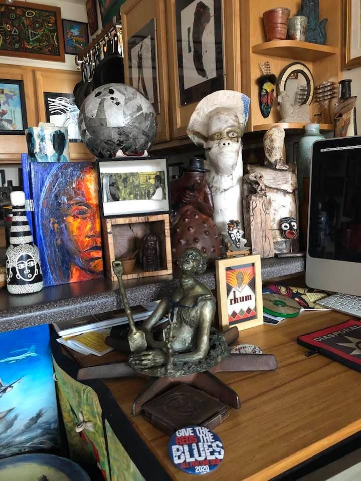 Creative Art Pieces from the Patric McCoy art collection
