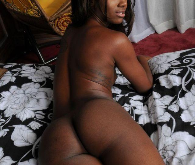 Nice Ass Black Petite Girl