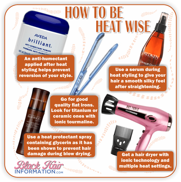 How To Be Heat Wise - BHI Postcard Tips