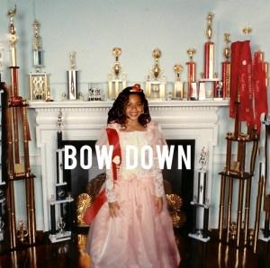 Beyonce - Bow Down Album Art