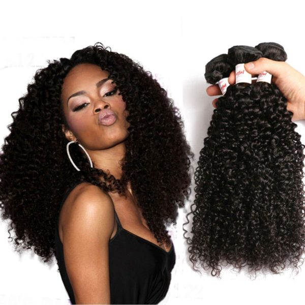 Tuneful 14 16 18inches Brazilian Curly Virgin Hair 3