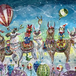 Festival-llamas