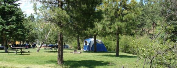 Larsson's Crooked Creek Resort | Black Hills & Badlands ...