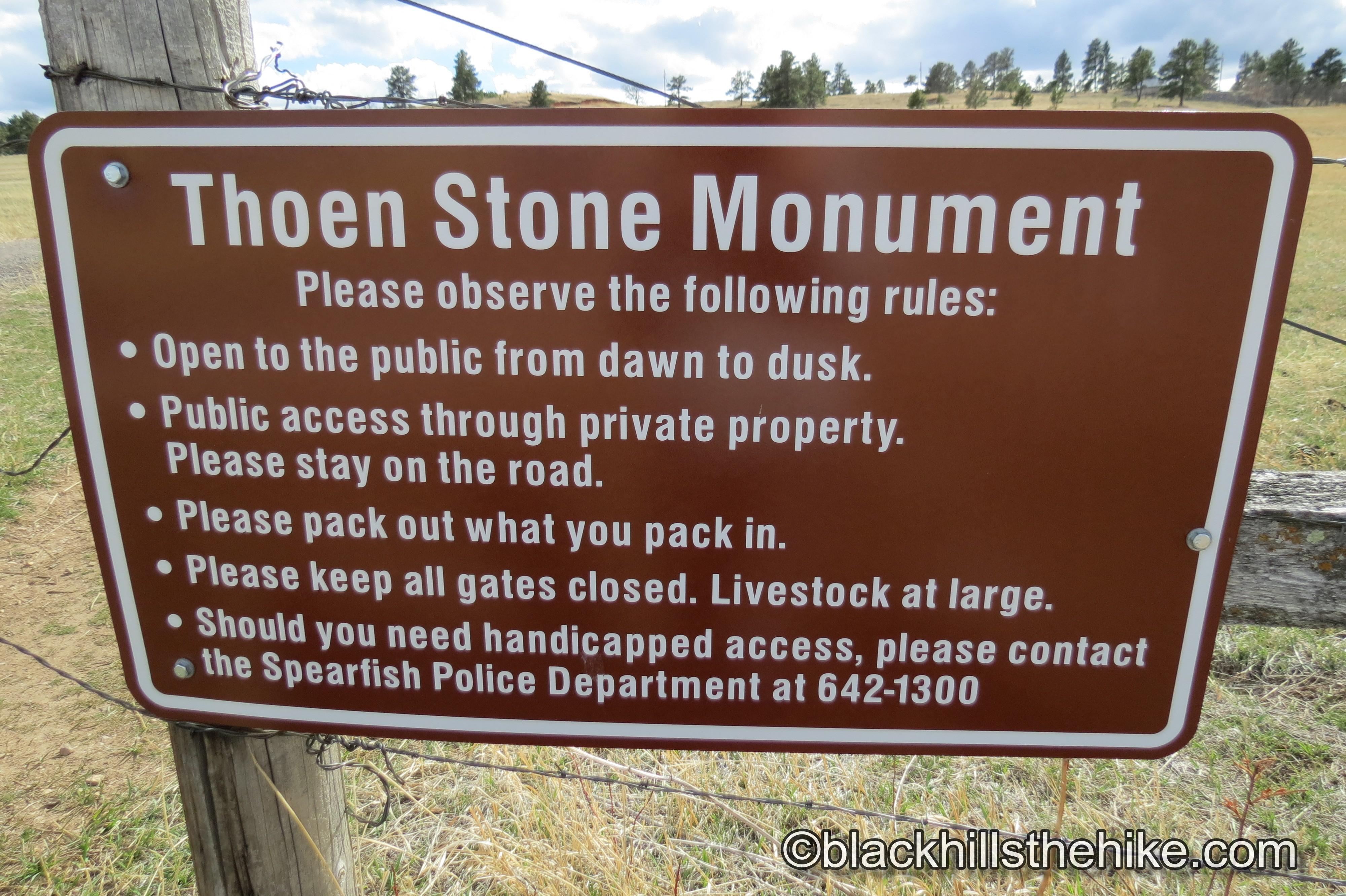 Thoen Stone