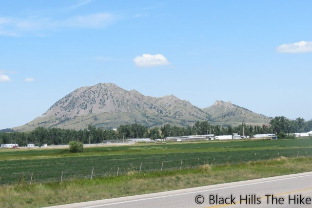Bear Butte South Dakota