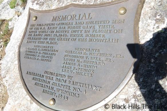 Bomber Mountain Memorial