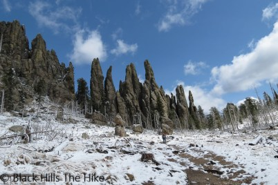 Cathedral Spires Trail (Cathedral Spires)