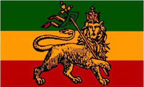 Rastafarian Flag – Lion of Judah