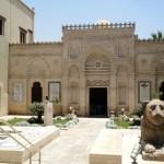 Coptic-Museum Cairo Egypt