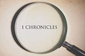 1 Chronicles 29 (KJV)