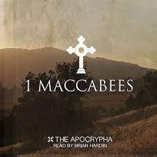 1 Maccabees 16 (KJV)