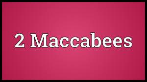 2 Maccabees 15 (KJV)