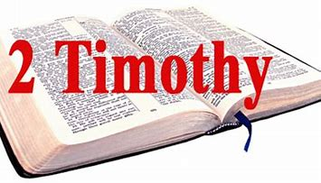 2 Timothy 4 (KJV)