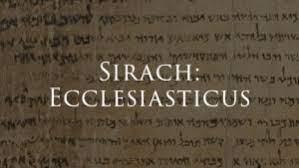 Ecclesiasticus 51 (KJV)