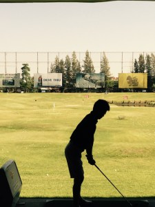Get some Swing Practice in.