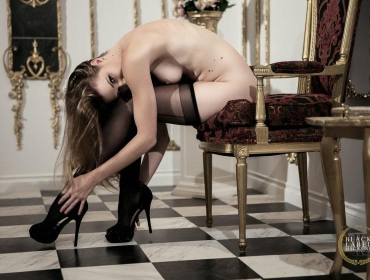nude art, sexy women, naked girls, Ashley Lane, Black Label Magazine