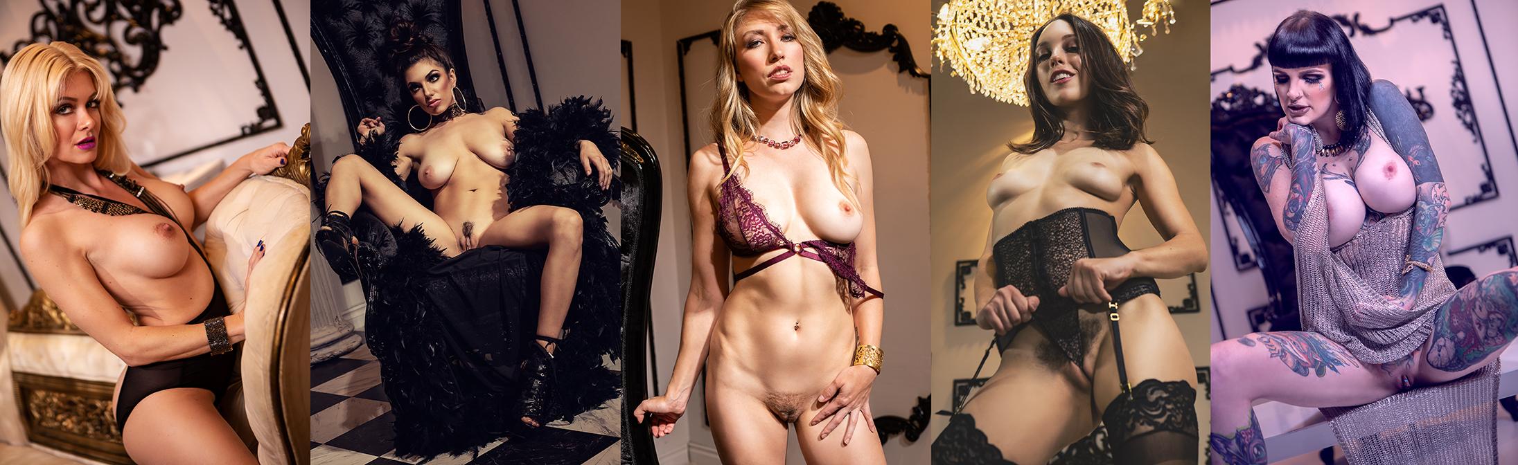 nude art, nude video, masturbation porn, big tits, hairy pussy, Darcie Dolce, Verronica Kirei, Serene Siren, Jade Nile, Keighla Night