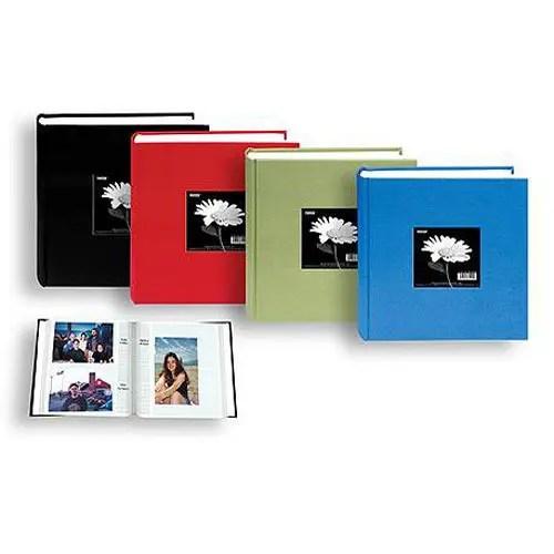 Pioneer Photo Albums DA-257CBF Fabric Frame Bi-Directional Memo Album