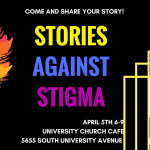 Stories Against Stigma 4/5