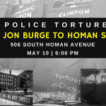 CPD Police torture: From Jon Burge to Homan Square 5/10
