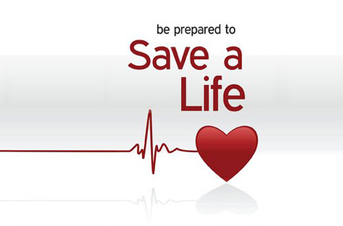 Be Prepared to Save A Life