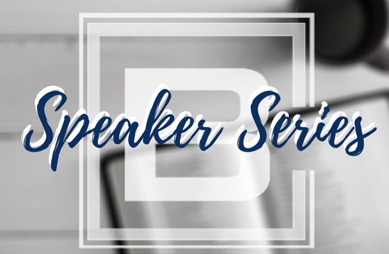 Current Series: BCC Speaker Series