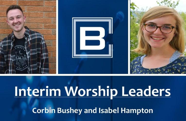 Interim Worship Leaders