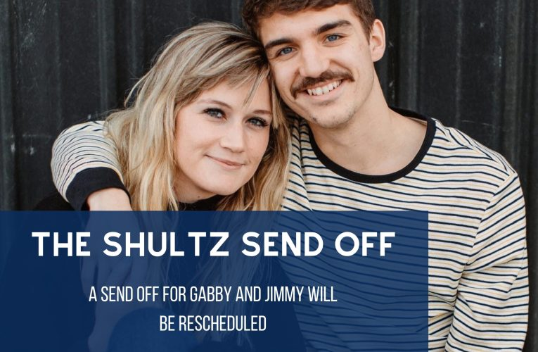 Jimmy and Gabby's Send off