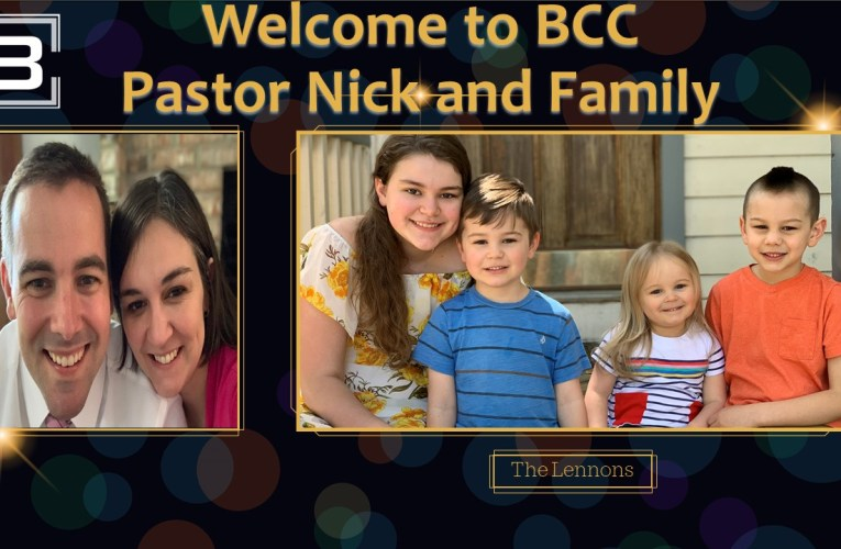 BCC Welcomes The Lennons!