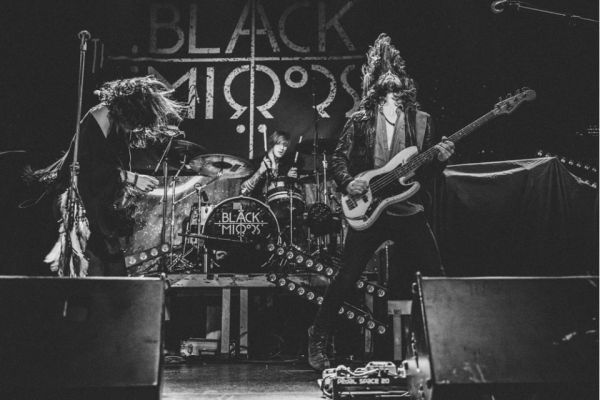 BLACK MIRRORS - official website
