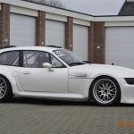 Bmw Z3 M Coupe Gtr Blackmoney Racing