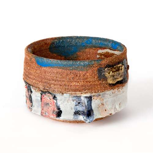 Robin Welch T Bowl Rust Top