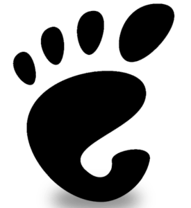 Gnome Desktop Logo - blackMORE Ops