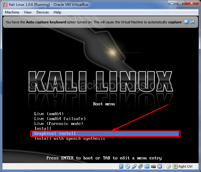 A detailed guide on installing Kali Linux on VirtualBox - blackMORE Ops - (23)