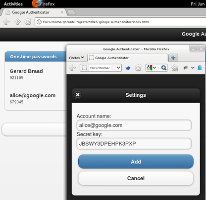 15 - Secure SSH with two factor authentication using Google Authenticator from FireFox- blackMORE Ops