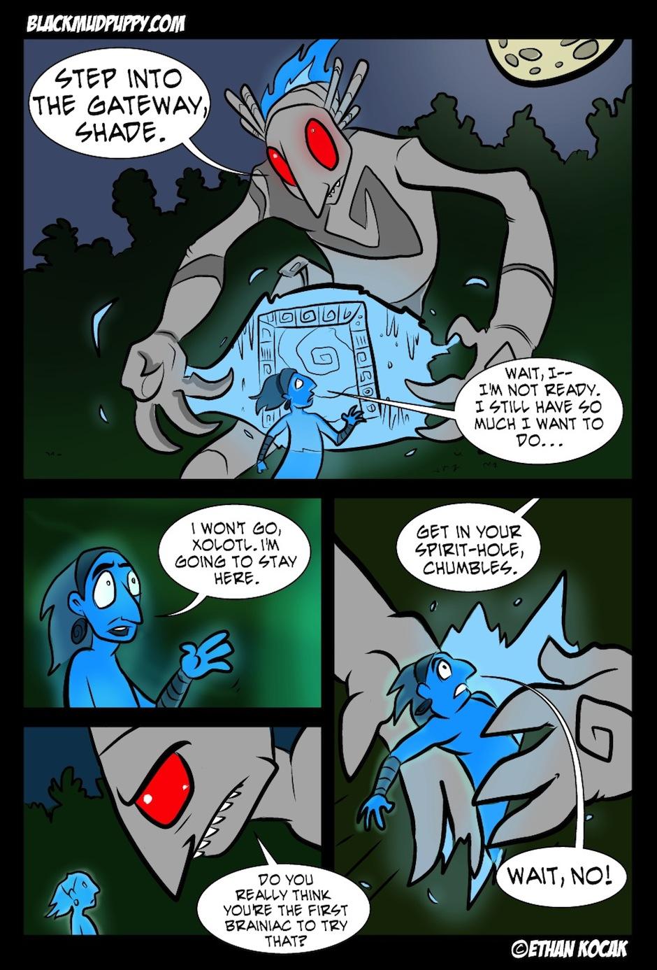 Psychopomp & Circumstance Page 05