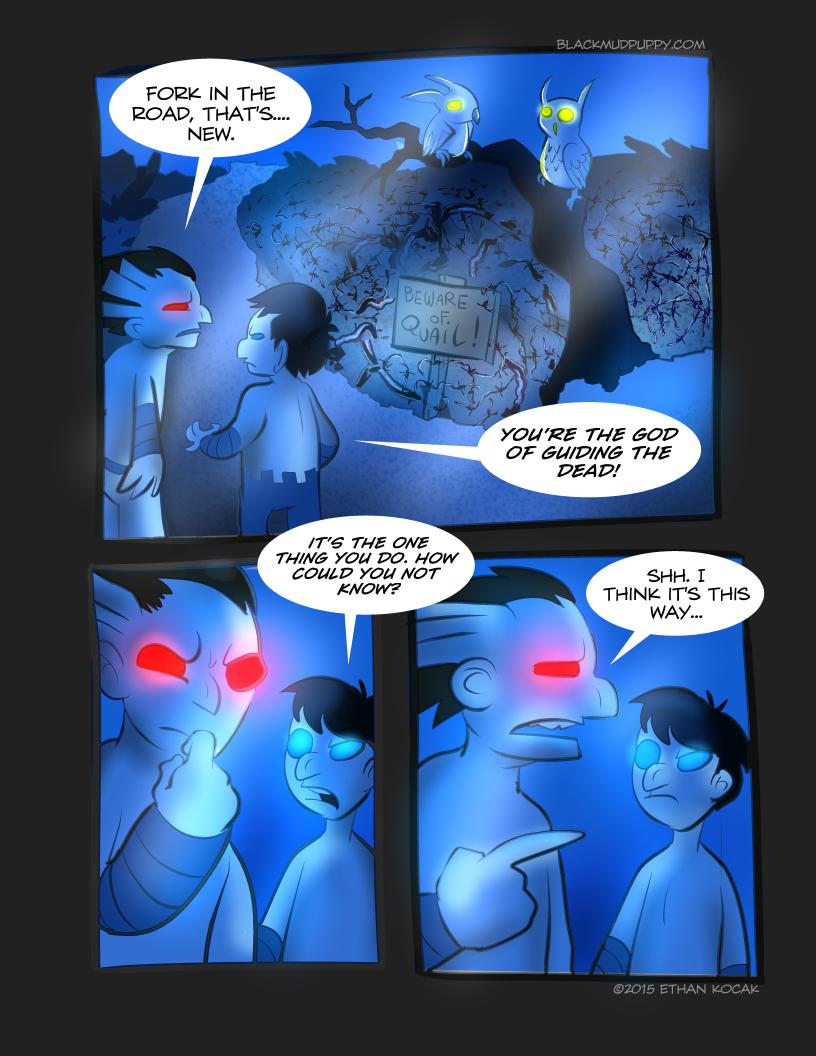 Blood Smoke And Mirrors Page 06