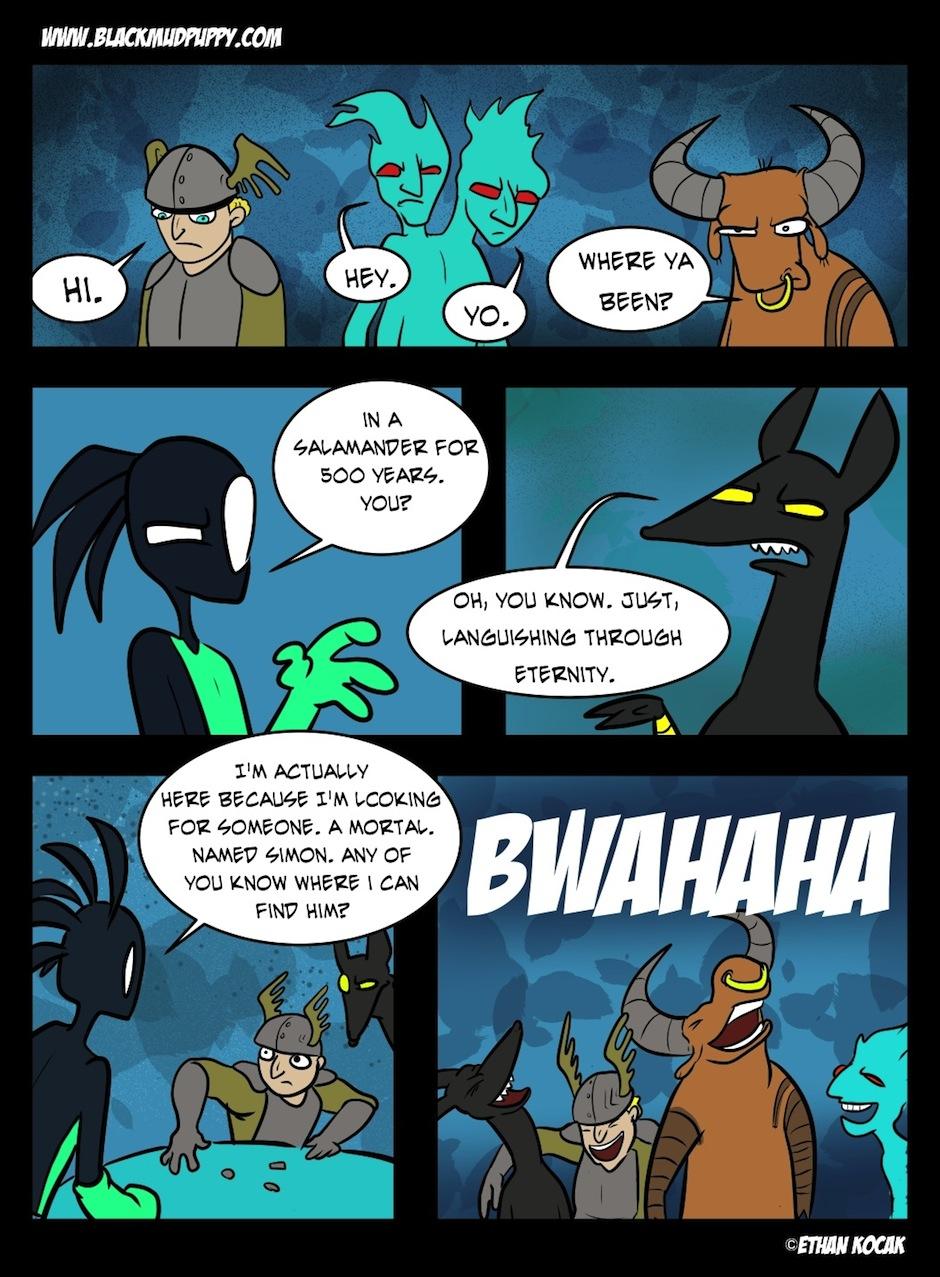 Hel Hath No Fury Page 08