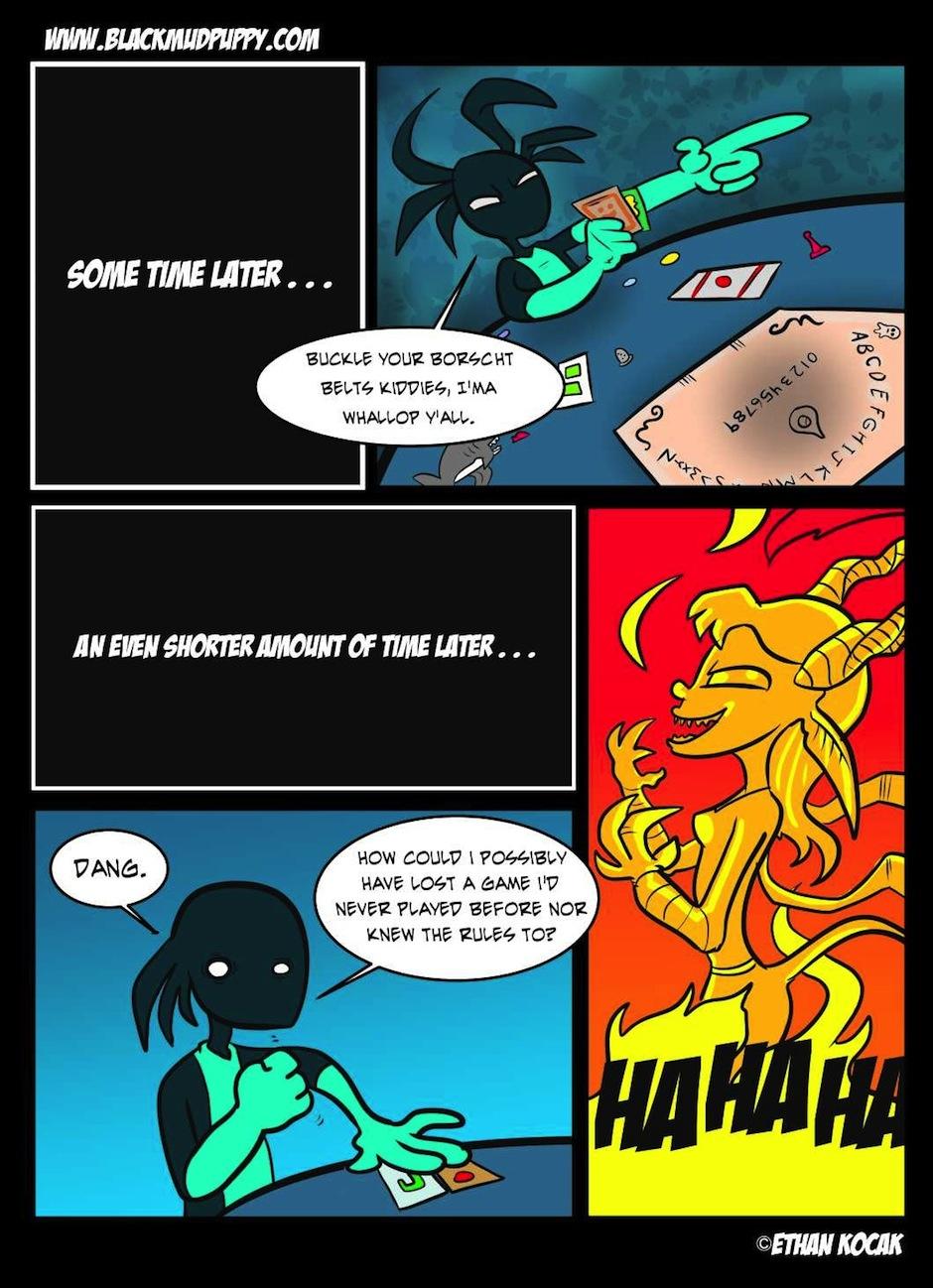 Hel Hath No Fury Page 13