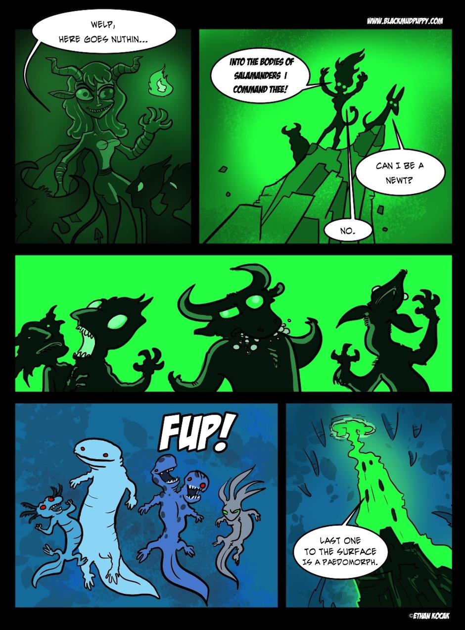 Hel Hath No Fury Page 16