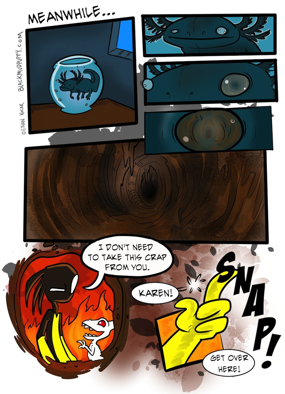 The B Vengers Page 11
