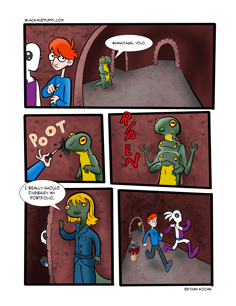 Salamanders From Hell Page 69