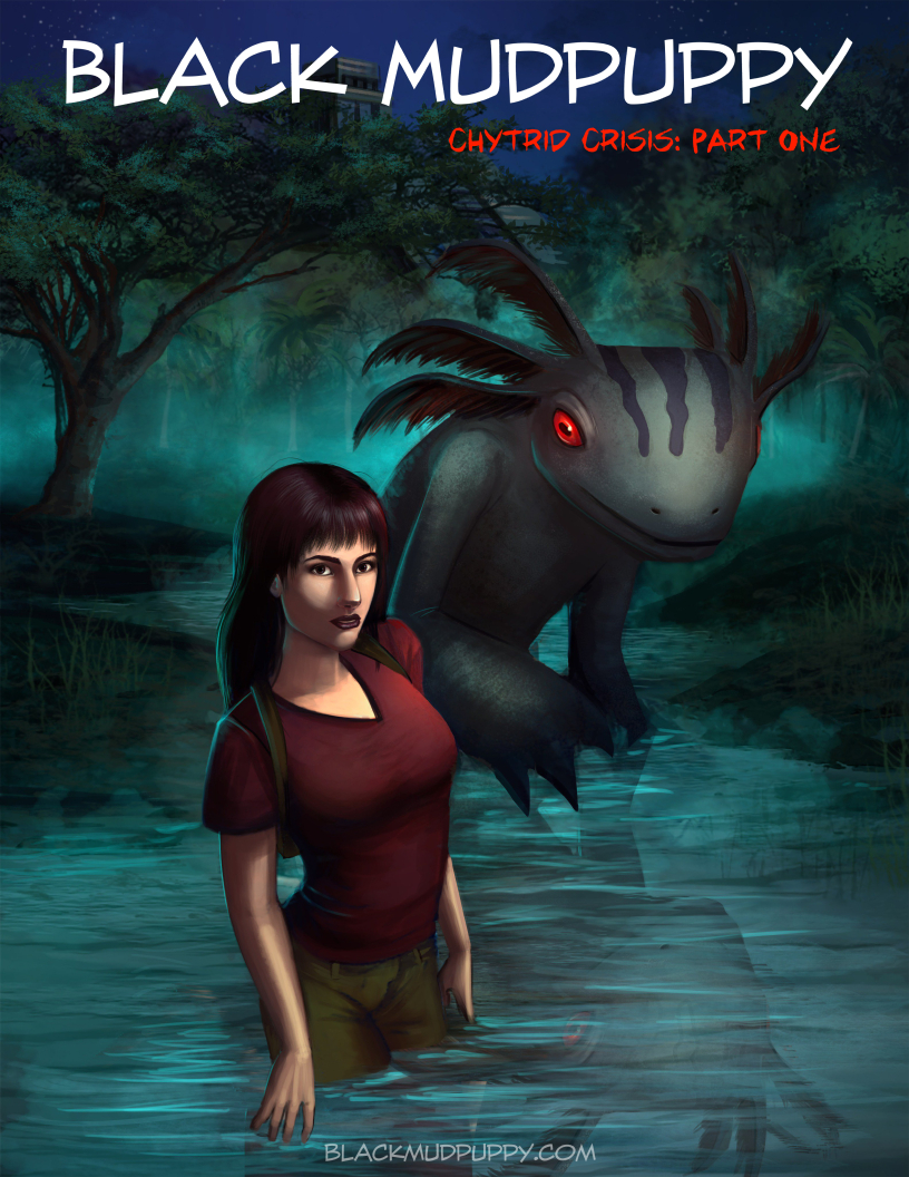 Cover art by Kennedy Cooke-Garza