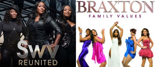 SWV United and Braxtons Family Values