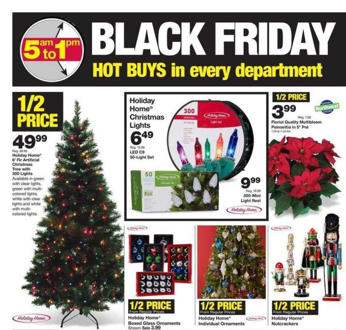 fred meyer christmas trees cards - Fred Meyer Hours Christmas