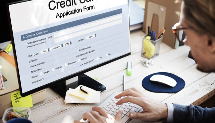 The Complicated Process of a Credit Card Application